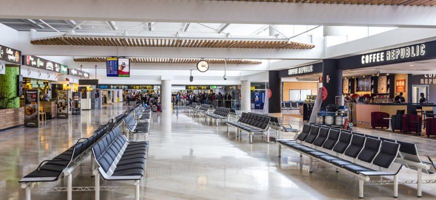 Lanzarote flyplass (ACE)