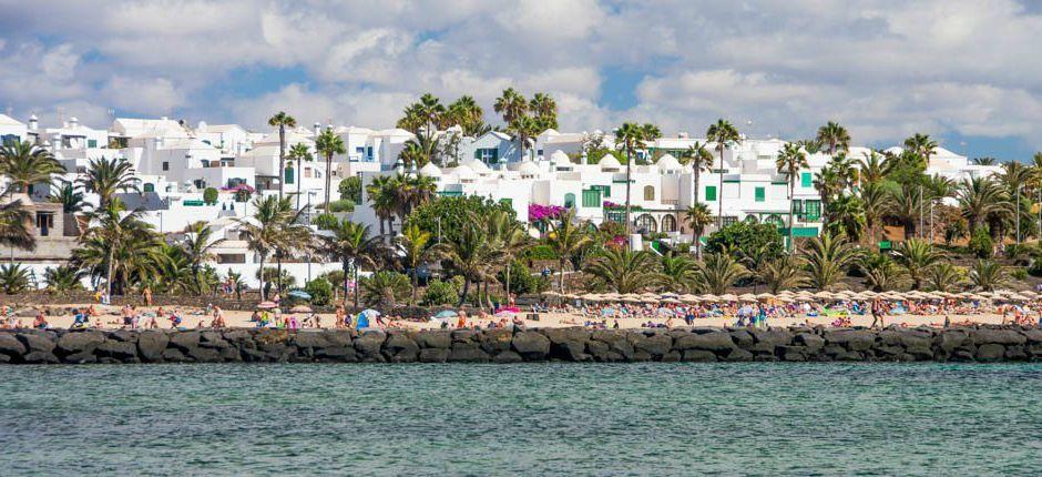Lanzarote flyplasstransport til Costa Teguise