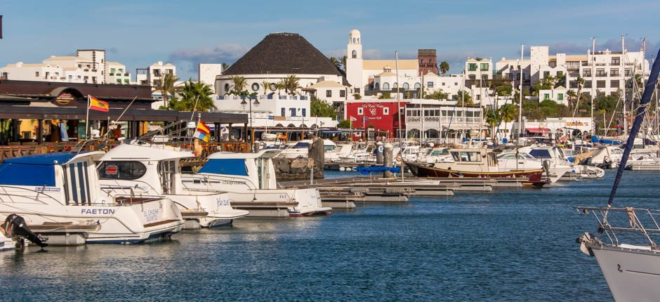 Lanzarote flyplasstransport til Playa Blanca
